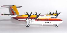 De Havilland Canada DHC-7 Tyrolean Airways Herpa Diecast Collectors Model Scale 1:200 559553 E